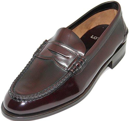mocasín Color Calidad 57 Burdeos con de Zapato máxima Antifaz;Piel Bx0xU5z