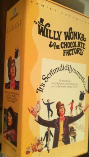 Warner Family Favorites - Willy Wonka & The Chocolate Factory and The Witches