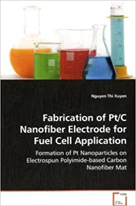 Amazon com: Fabrication of Pt/C Nanofiber Electrode for Fuel Cell