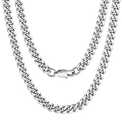 Image of the product Mens Chain Necklace 18 that is listed on the catalogue brand of ChainsPro.