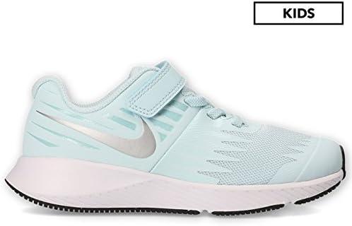 Nike Girls' Pre School Star Runner Shoe Glacier Blue