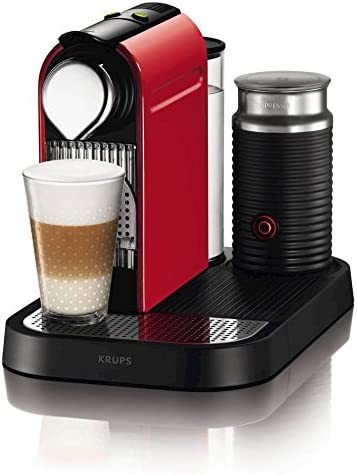 Nespresso-CitiZ-and-Milk-by-Krups-XN730540-Coffee-Machine-Fire-Engine-Red-0