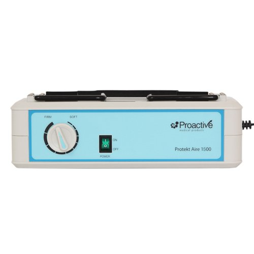 Proactive Medical 80010 Protekt Aire 1500 Fixed Alternating Pump and Pad