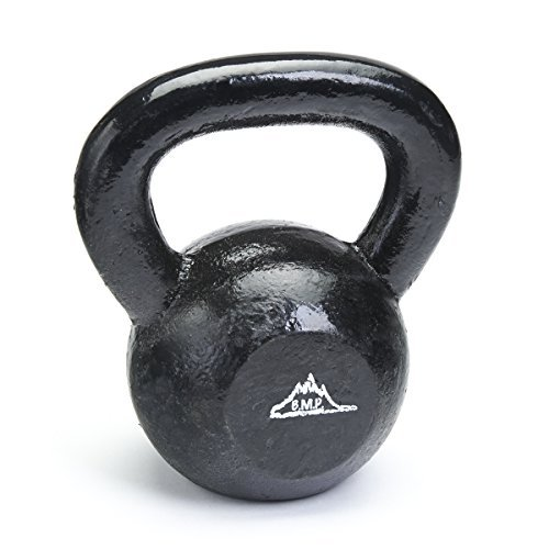 Black Mountian Products Professional Kettlebell - 25 LBS