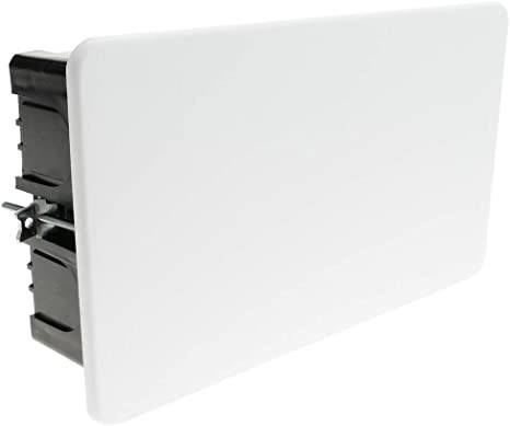 BeMatik - Caja empotrada de Registro Rectangular 160 x 100 x 49 ...
