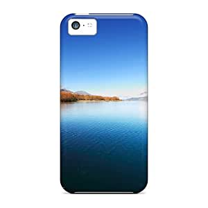 Cynthaskey Case Cover Protector Specially Made For Iphone 5c Spectacular Scenery