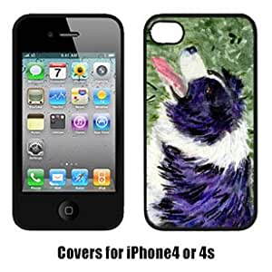 Border Collie Cell Phone cover IPHONE4