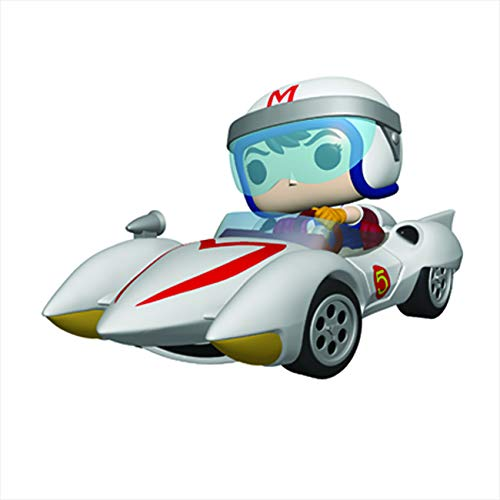 Funko Pop! Rides: Speed Racer - Speed with Mach 5 from Funko