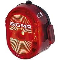 Sigma Sport Nugget II Fahrradbeleuchtung, Schwarz, One Size