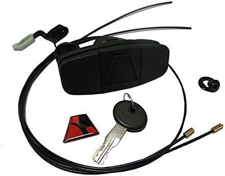Leer Truck Cap And Tonneau Cover Twist Lock Handle 100xq 700 100xl 113436 Amazon Ca Tools Home Improvement