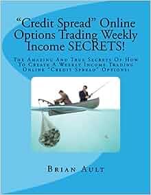 Credit spread option trading