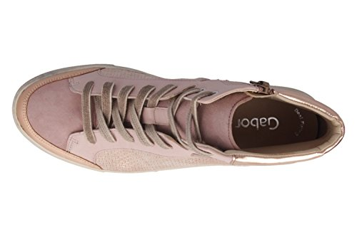 Bas Beige Gabor Grande Tainer Grandes Femmes Sneaker Chaussures Chaussures w8CPxqIC