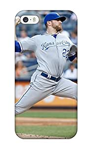 Iphone Case - Tpu Case Protective For Iphone 5/5s- Kansas City Royals