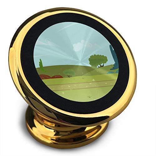 Baerg Universal Magnetic Phone Car Mounts Magnet Holder MLP Road Magnetic Mount for Phone 360° -