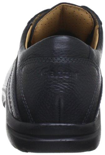 Guido Ganter Attiva, Ampia G 5-251610-01000 Uomini Lace Up Brogue Nero (black 0100)