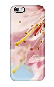 Perfect K Wallpapers Flower Case Cover Skin For Iphone 6 Plus Phone Case(3D PC Soft Case)