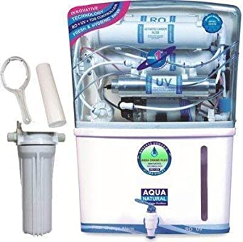 Aquas India Aqua Grand 7 Stage Ro Uv Tds As Uf With Mineral Cartridges Water Purifier 12 Ltr Amazon In Industrial Scientific