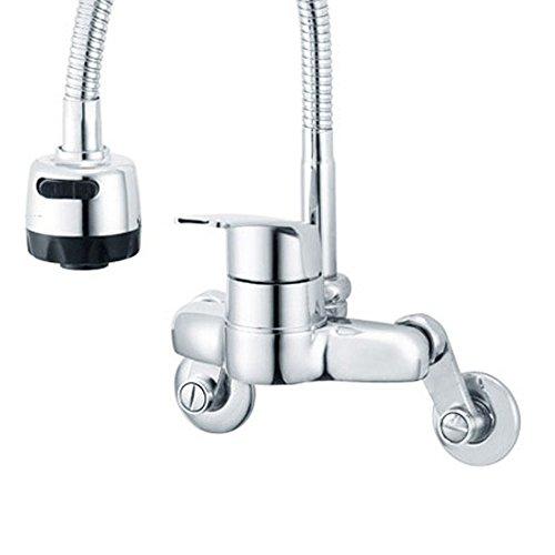 Kitchen Faucet Chrome 2 function DS 402 product image