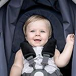 APRAMO Car Seat Belt Strap Covers for Baby Kids, Super Comfort Shoulder Pads for All Car Seats, Pushchair, Stroller…