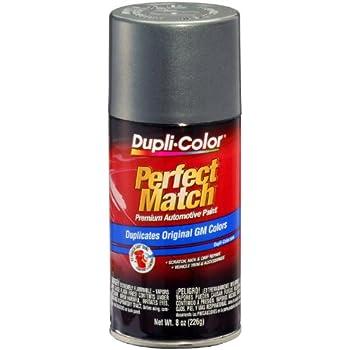 Auto Paint Colors >> Dupli Color Ebgm03447 Gunmetal Automotive Paint 8 Fluid Ounces