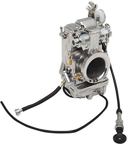 Hwbnde HSR42 Easy Kit Carburetor Carb 42mm For Mikuni Harley Davidson Evo Twin Cam 42-18
