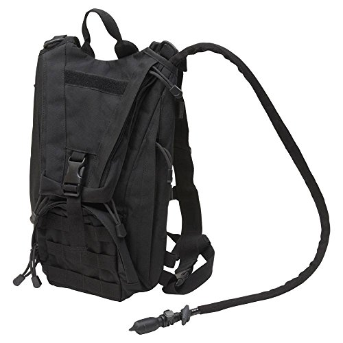 "Price comparison product image SEAL3 Hydration Pack with 2.5 L Backpack Water Bladder By Infinity3. Tactical, Military, Molle, Survival Gear. Fits Men, Women & Teens with Chest Sizes 27""-50"". Lightweight for Hiking-Running-Cycling"
