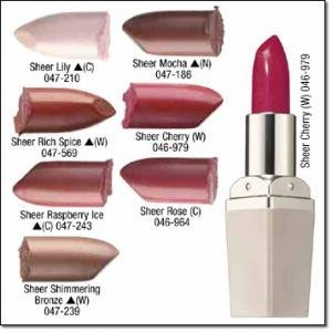 Amazoncom Avon Ultra Color Rich Renewable Lipstick Sheer