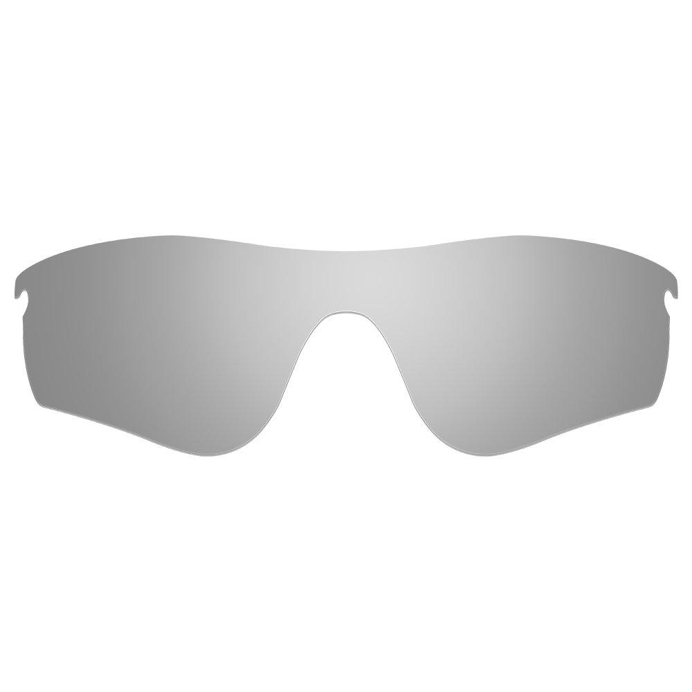 1296c96f1a Dynamix Polarized Replacement Lenses For Oakley RadarLock Path Sunglasses -  Multiple Options (Deep Blue - Polarized)  Amazon.co.uk  Clothing
