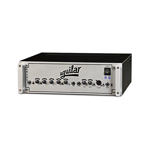 Iii Bass Amplifier Head (Aguilar DB 751 | 975 Watts 3 Preamp Tubes Hybrid Bass Head)