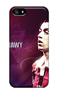 [hEhkgpx7713jsrFz]premium Phone Case For Iphone 5/5s/ El Shaarawy Ac Milan 2013 Tpu Case Cover