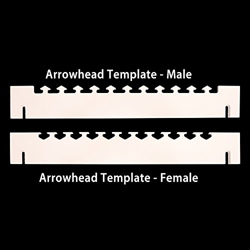 Dovetail Joint Template (FAST-JOINT ARROWHEAD TEMPLATE)