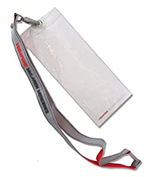Vodafone McLaren Mercedes Grey and Orange Lanyard