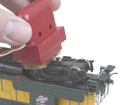 Kadee Qualtiy Products, CO. HO/O Speedi Driver Cleaner (DC)