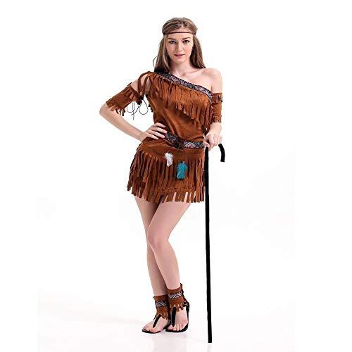 Ambiguity Cosplay Costume Ladies Egyptian Maxi Dress Halloween