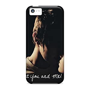 Anti-Scratch Hard Cell-phone Case For Iphone 5c (iXS16079xvEE) Allow Personal Design Fashion You And Me Image