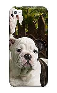 Fashion Case case Dog Iphone 5c protective case cover iL5DSRSSGJN