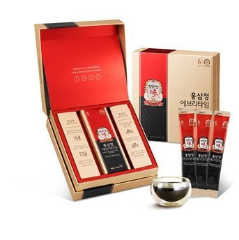 Cheong Kwanjang By Korea Ginseng Corporation Korean Red Ginseng Extract EveryTime individual package 10ml X 30pcs