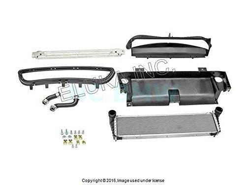 Porsche 911 Center (Porsche 997 (05-08) Center Radiator ADD-ON _ Kit _ L@@K carrera s upgrade)