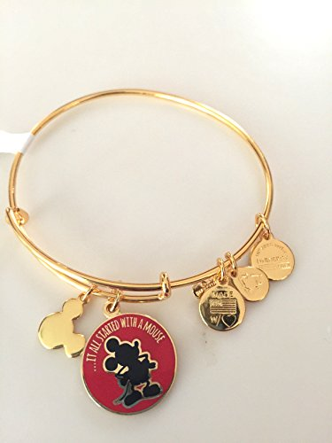 Disney Alex Ani Started Bracelet