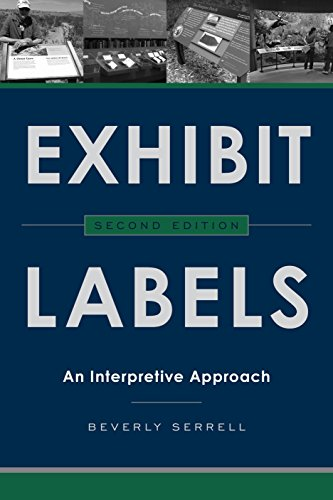 Cheapest copy of exhibit labels an interpretive approach for Digital exhibit stickers