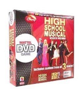 High School Musical Wildcat Megamix DVD Board Game (62734) by High School Musical