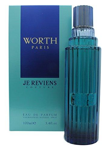 Je Reviens By Worth For Women. Couture Eau De Parfum Spray 3.3 Oz.