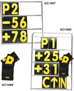 [OMP (KC/1068) Pit Board] (Racing Pit Board)
