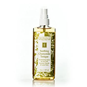Eminence Soothing Chamomile Tonique 125ml/4oz Kiehls - Powerful Strength Line Reducing Eye Brightening Concentrate - 15ml/0.5oz
