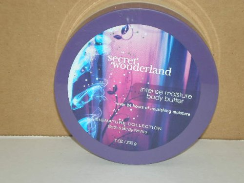 Bath and Body Works Signature Collection Secret Wonderland Body Butter 7 OZ