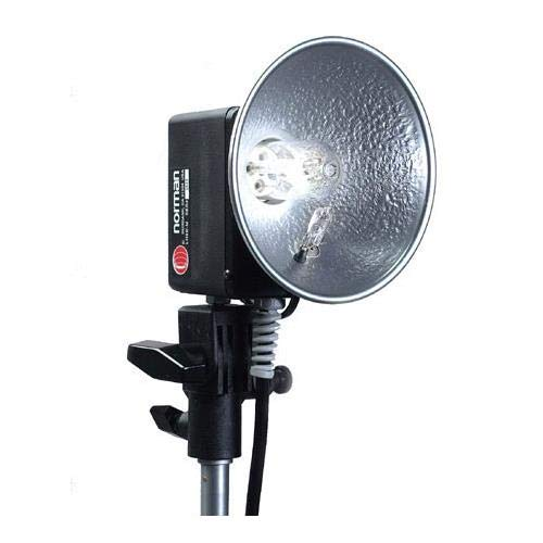 Norman Modeling Lamp - Norman 2D-ML Reflector with 50w Quartz Modeling Lamp.