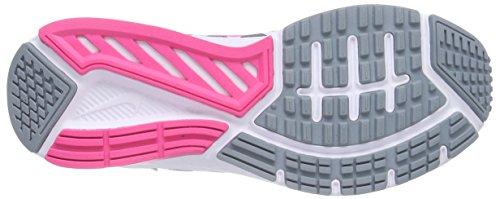 Nike Dart 11 - Zapatillas Mujer Blanco (White / Pink Pow-Dove Grey)