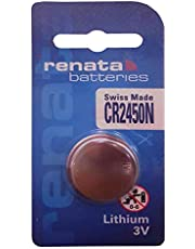 بطارية ليثيوم CR2450N 3v من شركة ريناتا