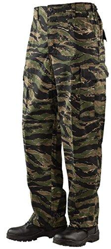 Tru-Spec BDU Trousers CP Twill Vietnam Tiger Stripe L-Reg 1628005