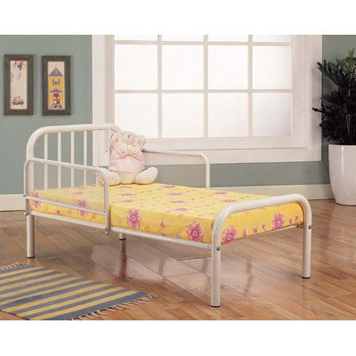 Toddler Bed Finish: White by InRoom Designs
